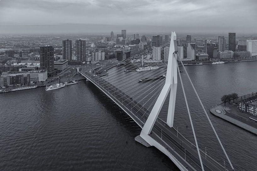 Erasmusbrug from 'The Rotterdam' van Tux Photography