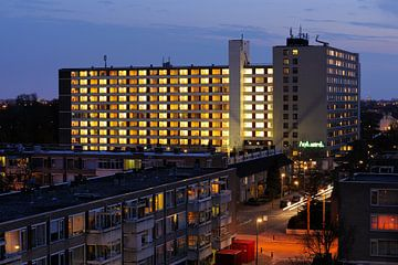 Woonzorgcentrum Zuylenstede in Overvecht in Utrecht von Donker Utrecht
