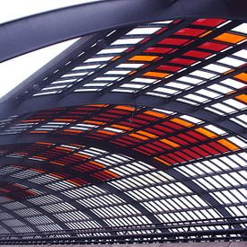 Moderne architectuur in Amsterdam van Bob Bleeker