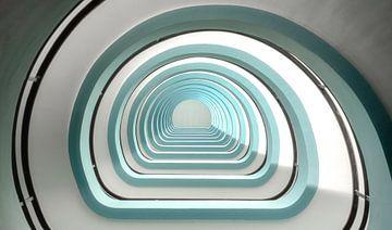 Spiral stairs von Reinier Snijders