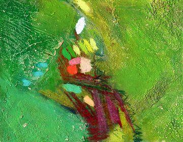 Modern Abstrakt - Grün - 3 von modern art2.0