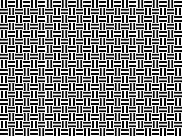 Permutatie | ID=08 | V=71 | 4:3 | 24x18 van Gerhard Haberern