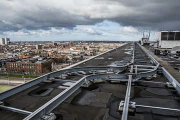 L'ouest de Rotterdam