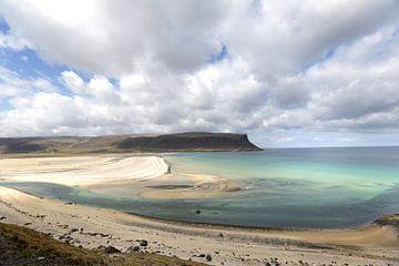 Tussen land en zee in IJsland