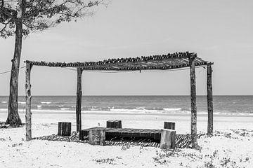 Ein leerer Strand von Femke Ketelaar