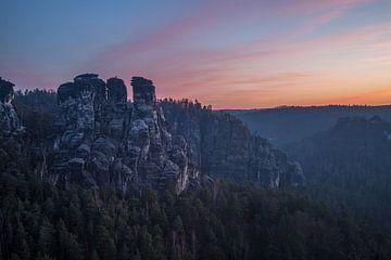 Sandsteingebirge von Sergej Nickel