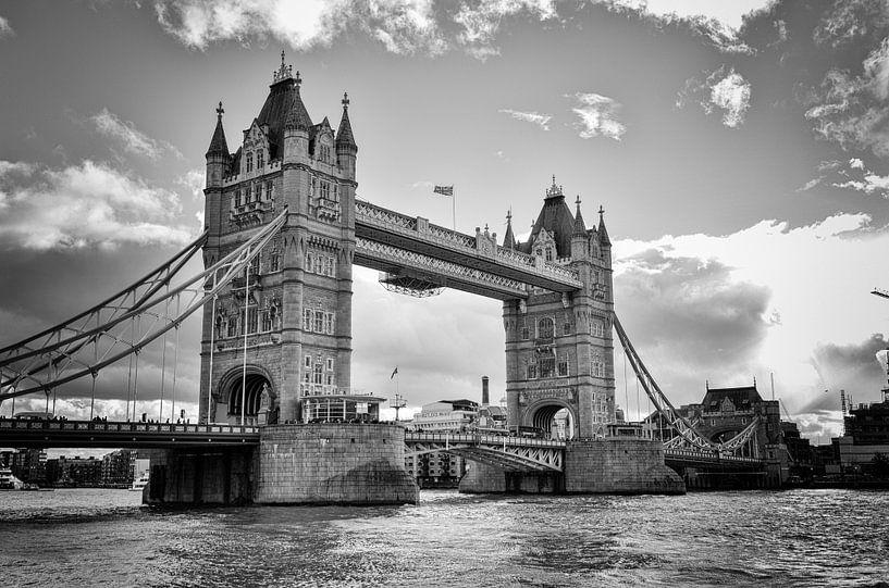 Tower bridge Londen van Jaco Verheul