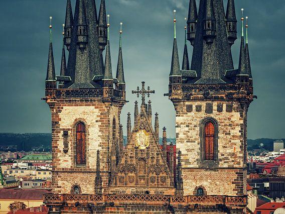 Prague - Týn Church