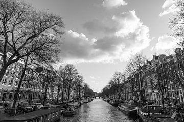 Amsterdam Canal von Niels Eric Fotografie