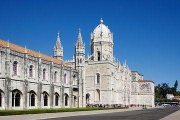 Le Mosteiro dos Jerónimos à Belém, Lisbonne sur Berthold Werner