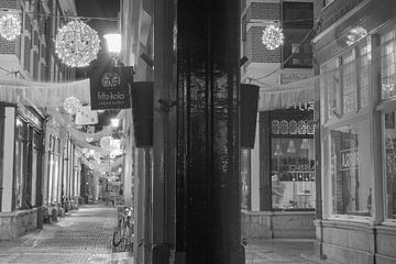 Alkmaar bij nacht von Thildy van Diepen - Rampen