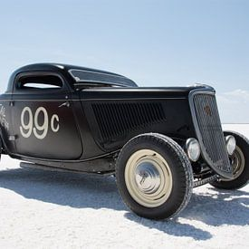 Hot Rod 99c oldtimer | 2 van Samantha Schoenmakers