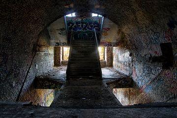 Urban fort chartreuse von Patricia Mallens