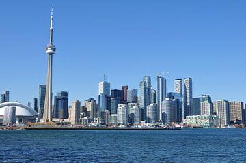 Skyline von Toronto von Farzad Madjdian
