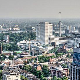 Rotterdam très large sur Frans Blok