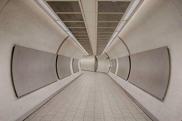 London Underground van
