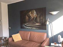 Kundenfoto: Schloss Belgien von Kelly van den Brande, auf leinwand