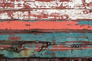 Weiß, rot, blau von Peter Nijsen