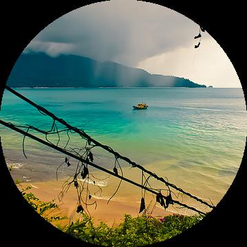 Regenseizoen @ Tioman Island van Sven Wildschut