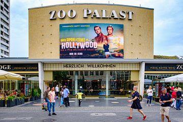 Zoo Palast bioscoop in Berlijn van Evert Jan Luchies