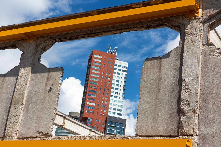 Rotterdam by Etienne Oldeman van Etienne Oldeman