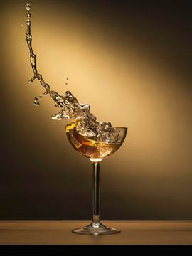 Spetterende cocktail 11343582 van BeeldigBeeld Food & Lifestyle