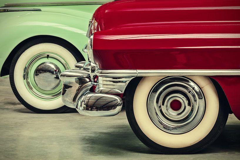 Take a fifties ride van Martin Bergsma