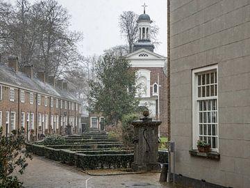 Begijnhof Breda van I Love Breda