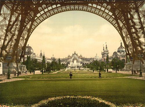 Champs de Mars, Exposition Universal, Paris van