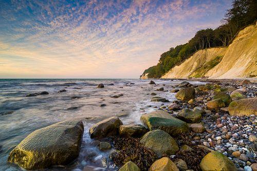 Chalk Coast of Ruegen van Martin Wasilewski