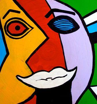 Picasso 2 von Ada Krowinkel