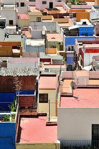 Spaanse daken van