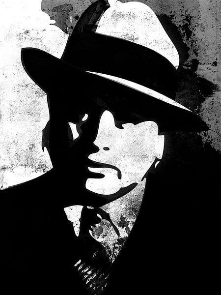 Al Capone von Maarten Knops