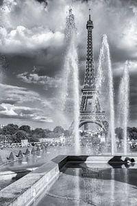 Eiffeltower van