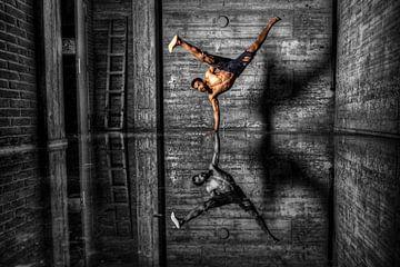 Breakdancer van Bob Karman