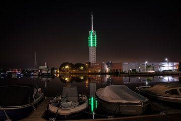 PTT Toren Alphen aan den Rijn van Wilco Bos