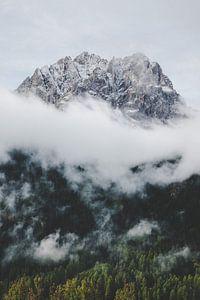 Über den Wolken von Steffen Peters