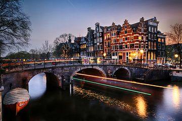 Papeneiland, Amsterdam van Henk Langerak