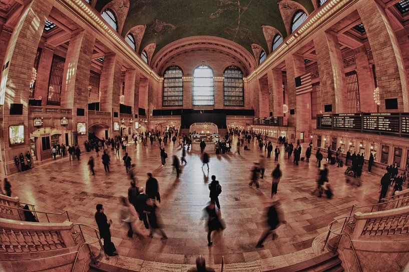 Grand Central van Esther Seijmonsbergen
