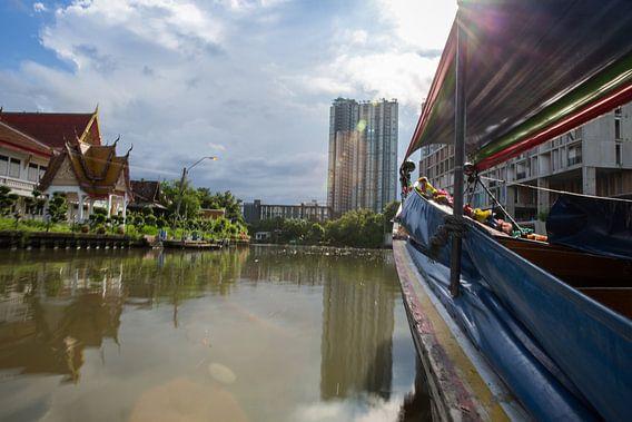Per boot door Bangkok