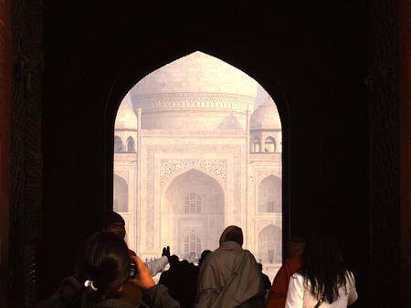 Entree Taj Mahal