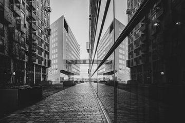Architectuur IJdock Amsterdam van Fotografiecor .nl