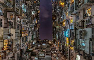Hong Kong appartementen von Mario Calma