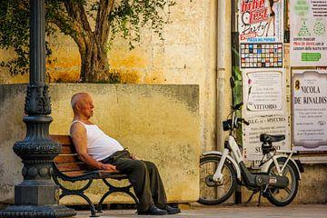 Italien, eine traumhafte Atmosphäre von Annette van Dijk-Leek
