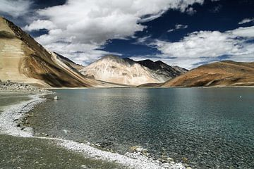 Bergsee im Himalaja von Melanie Jäger