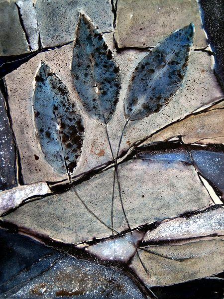 Blauwe Bladeren