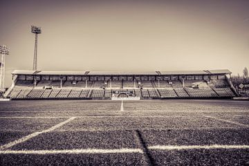 RAFC Football Stadium Tribune 2 sur Sophie Wils