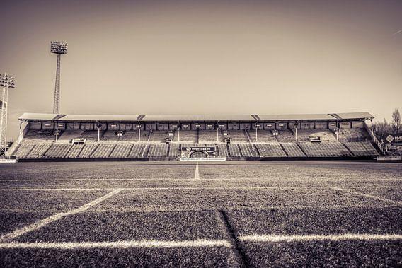 RAFC Football Stadium Tribune 2 van Sophie Wils