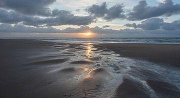 Sunset Août sur Alex Hiemstra