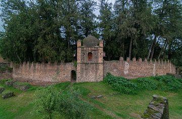 Gondar: Gondar Ruïnes van Maarten Verhees